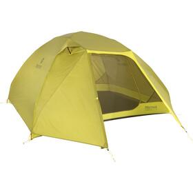 Marmot Tungsten UL 4P Tent Dark Citron/Citronelle